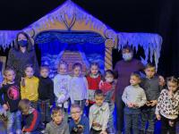 Посещение кукольного театра